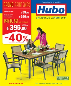 folder hubo catalogue jardin 2014