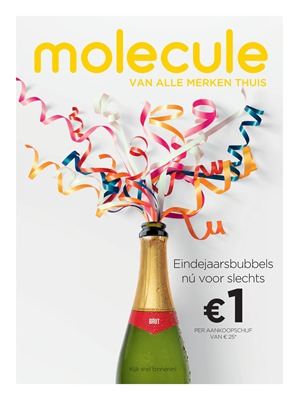 Molecule folder van 02/12/2016 tot 31/12/2016 - Promoties december
