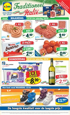 lidl folder deze week belgie