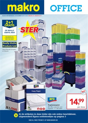 Makro folder van 28/12/2016 tot 24/01/2017 - Office