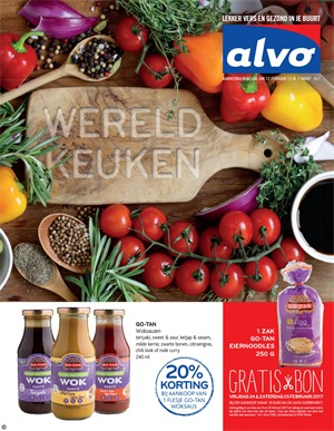 Alvo folder van 22/02/2017 tot 07/03/2017 - Weekaanbiedingen