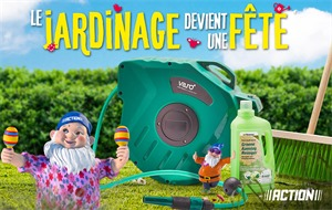 Folder Action du 27/02/2017 au 26/03/2017 - Folder jardinage