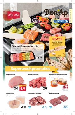 Buurtslagers folder van 03/03/2017 tot 16/03/2017 - Weekpromoties
