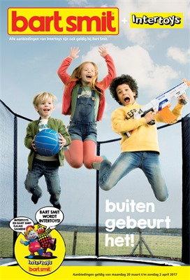 Intertoys folder van 20/03/2017 tot 02/04/2017 - Weekaanbiedingen