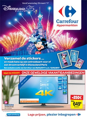 Carrefour folder van 29/03/2017 tot 03/04/2017 - Weekaanbiedingen