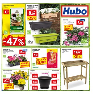 Hubo folder van 26/04/2017 tot 07/05/2017 - Weekaanbiedingen