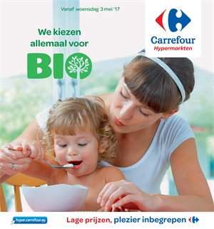 Carrefour folder van 03/05/2017 tot 15/05/2017 - Weekaanbiedingen