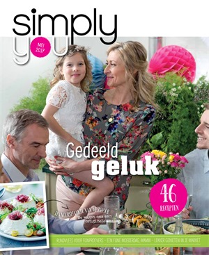 Carrefour folder van 01/05/2017 tot 31/05/2017 - Simply you