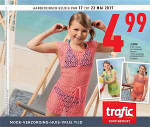 Trafic folder van 17/05/2017 tot 23/05/2017 - Weekaanbiedingen