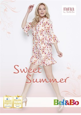 Bel & Bo folder van 15/05/2017 tot 31/05/2017 - Sweet summer