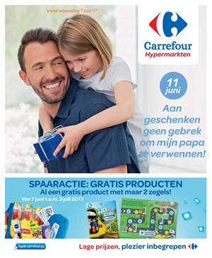 Carrefour folder van 07/06/2017 tot 19/06/2017 - Weekaanbiedingen