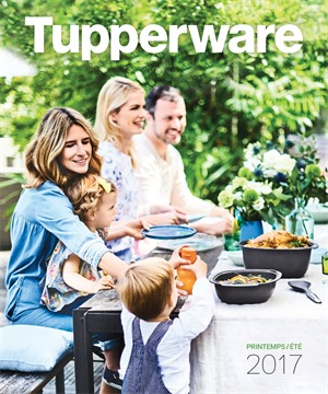 Folder Tupperware du 21/03/2017 au 21/09/2017 - Printemps - été 2017