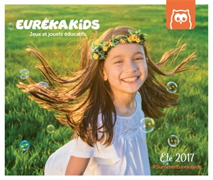Folder Eurekakids du 21/06/2017 au 30/09/2017 - Folder été