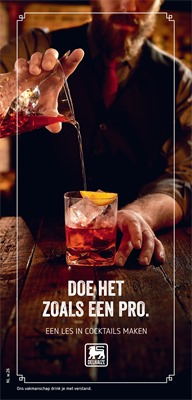 Delhaize folder van 01/07/2017 tot 30/09/2017 - Cocktails