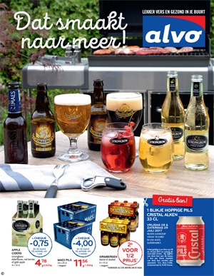 Alvo folder van 26/07/2017 tot 08/08/2017 - weekaanbiedingen