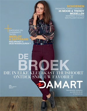 Damart folder van 14/08/2017 tot 15/12/2017 -