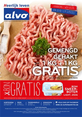 C&B Alvo folder van 30/08/2017 tot 05/09/2017 - Weekaanbiedingen