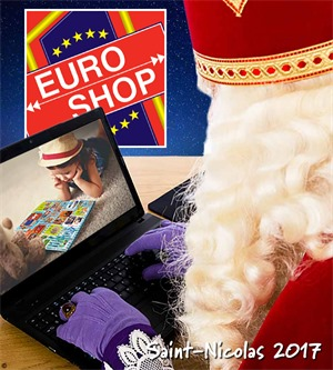 Folder Euroshop du 27/10/2017 au 06/12/2017 - Saint Nicolas 2017