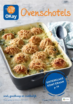 Okay folder van 02/11/2017 tot 14/11/2017 - Ovenschotels