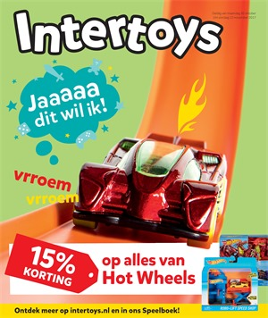 Intertoys folder van 30/10/2017 tot 12/11/2017 -