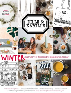 Dille & Kamille folder van 01/11/2017 tot 31/12/2019 - Winter