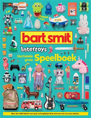Bart Smit folder van 30/10/2017 tot 10/12/2017 - Speelboek