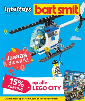 Intertoys folder van 27/11/2017 tot 10/12/2017 -