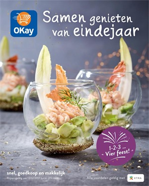 Okay folder van 13/12/2017 tot 02/01/2018 - weekaanbiedingen