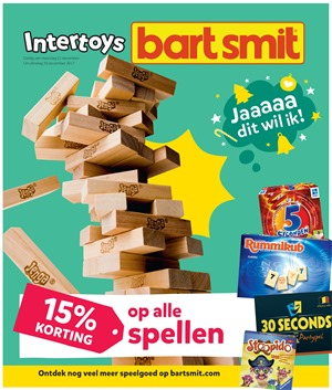 Intertoys folder van 11/12/2017 tot 26/12/2017 -