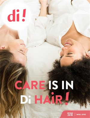 Care is in DI hair!