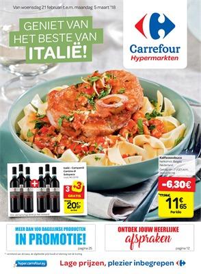 Geniet van het beste van Italië!