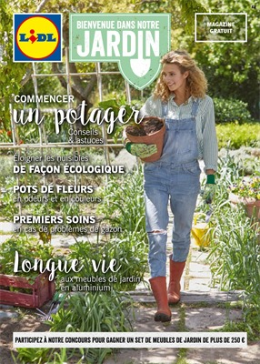 Folder Lidl du 01/03/2018 au 30/04/2018 - promotions jusqu a fin avril