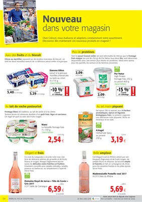 Folder Colruyt du 14/03/2018 au 27/03/2018 - promotions de la semaine