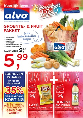 C&B Alvo folder van 14/03/2018 tot 20/03/2018 - promoties van de week