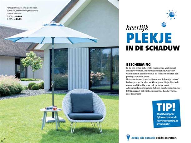 Spiegel Tuin Intratuin : Balkon tafel intratuin