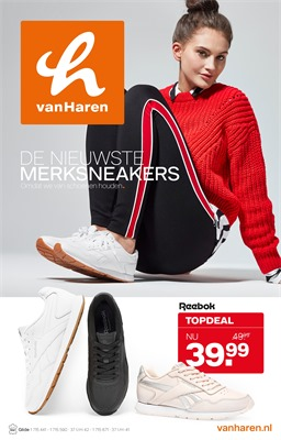 vanHaren  folder van 12/03/2018 tot 25/03/2018 - promoties van de week