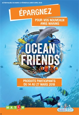 Folder Match du 14/03/2018 au 09/04/2018 - promotions du mois