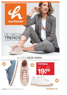 vanHaren  folder van 26/03/2018 tot 01/04/2018 - promoties van de week