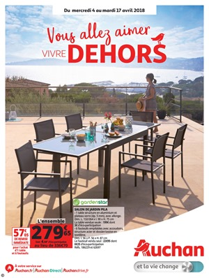 Folder Auchan du 04/04/2018 au 17/04/2018 - promotions de la semaine