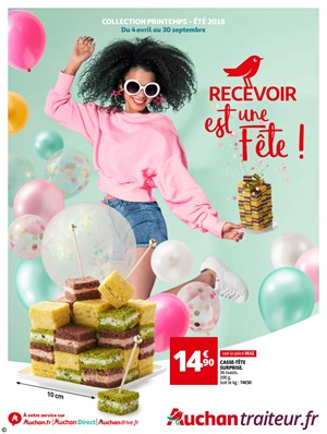 Folder Auchan du 04/04/2018 au 30/09/2018 - promotions de la semaine