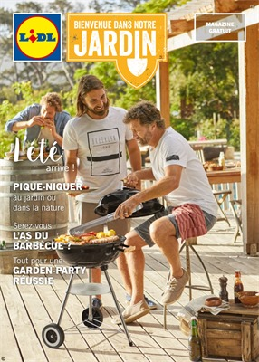 Folder Lidl du 08/04/2018 au 08/08/2018 - promotions jusqu a debut aout