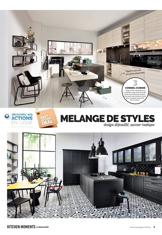cool folder meubelen gaverzicht du au promotions de l annee with cuisine gaverzicht. Black Bedroom Furniture Sets. Home Design Ideas
