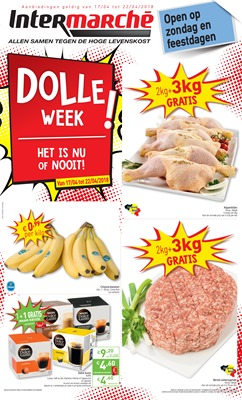Intermarché folder van 17/04/2018 tot 22/04/2018 - promoties van de week