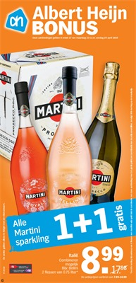 Albert Heijn folder van 23/04/2018 tot 29/04/2018 - promoties van de week