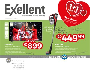Exellent folder van 07/05/2018 tot 31/05/2018 - weekpromoties