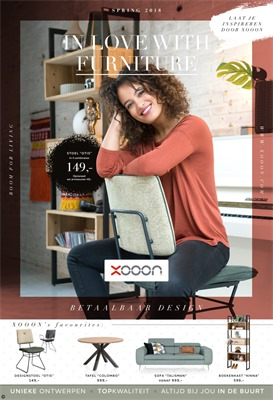 XOOON  folder van 01/05/2018 tot 15/05/2018 - weekpromoties