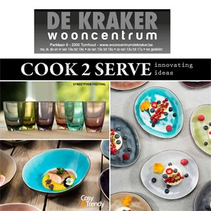 Wooncentrum De Kraker folder van 01/05/2018 tot 31/10/2018 - Zomerpromoties