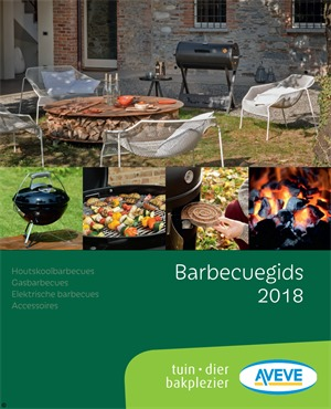 Aveve folder van 01/05/2018 tot 31/12/2018 - Barbecuegids 2018