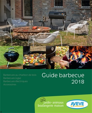 Folder Aveve du 01/05/2018 au 31/12/2018 - Guide barbecue