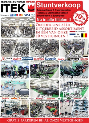 Itek folder van 21/05/2018 tot 17/06/2018 - Weekpromoties